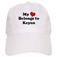 My Heart: Keyon Baseball Cap