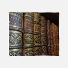 Tacitus books Throw Blanket