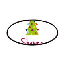Christmas Tree Shawna Patches