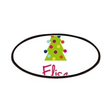 Christmas Tree Elisa Patches