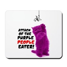 Purple People Eater Mousepad