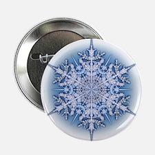 "Snowflake 34 2.25"" Button"