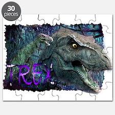 trex dinosaur Puzzle