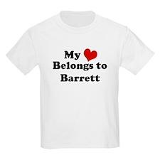My Heart: Barrett Kids T-Shirt