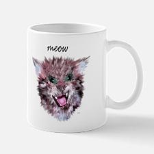 cat meow Mug