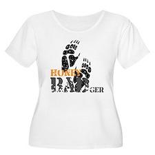 Honey Badger Don't care T-Shirt