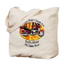 HD Electra Glide Tote Bag