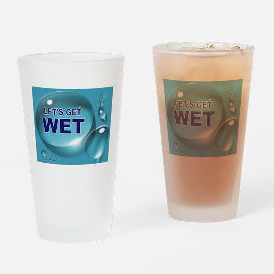 SPLASH Drinking Glass
