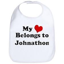 My Heart: Johnathon Bib