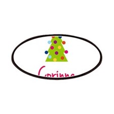 Christmas Tree Corinne Patches