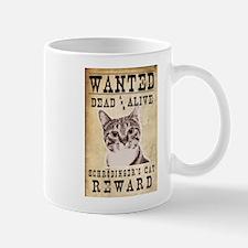 Wanted: Shrodinger's Cat Mug Mugs