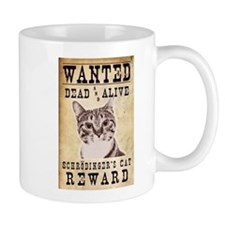 Wanted: Shrodinger's Cat Mug