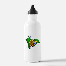 Brazilian Racing Water Bottle