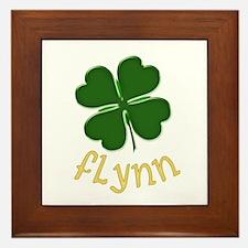Irish Flynn Framed Tile