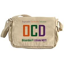 Celebrate OCD Messenger Bag