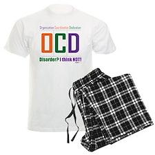 Celebrate OCD Pajamas
