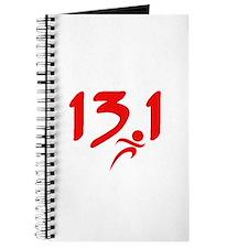 Red 13.1 half-marathon Journal