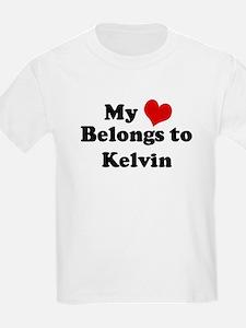 My Heart: Kelvin Kids T-Shirt