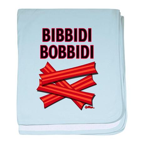 Bibbidi Bobbidi baby blanket