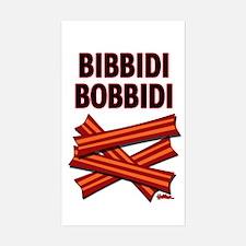 Bibbidi Bobbidi Decal