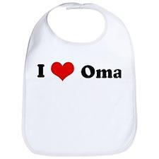 My Heart: Oma Bib
