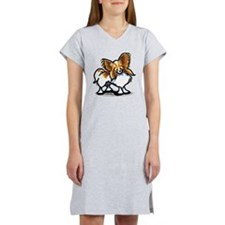 Papillon Lover Women's Nightshirt