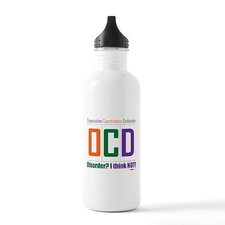 Celebrate OCD Stainless Water Bottle 1.0L