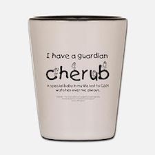 Guardian Cherub Shot Glass