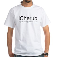 iCherub White T-Shirt