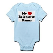 My Heart: Danna Infant Creeper