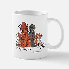 Dog Christmas Party Mug