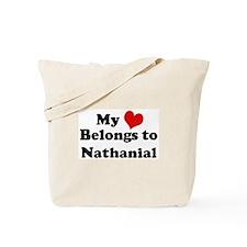 My Heart: Nathanial Tote Bag