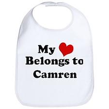 My Heart: Camren Bib