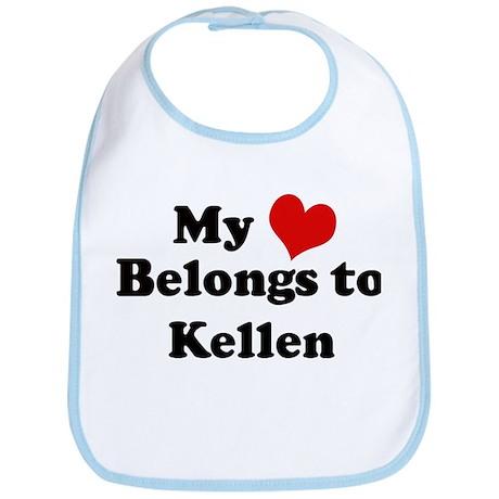 My Heart: Kellen Bib