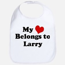 My Heart: Larry Bib
