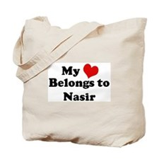 My Heart: Nasir Tote Bag