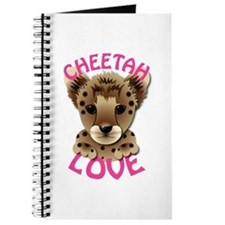 Cheetah Love Journal