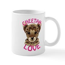 Cheetah Love Mug