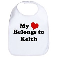 My Heart: Keith Bib