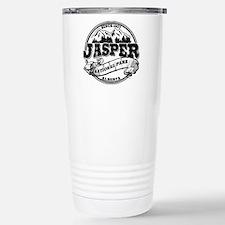 Jasper Old Circle Stainless Steel Travel Mug