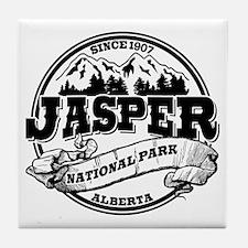 Jasper Old Circle Tile Coaster