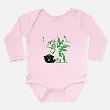 Baby Clothing Long Sleeve Infant Bodysuit
