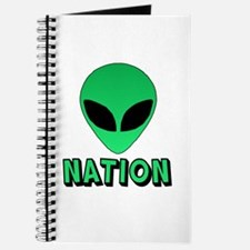 Alien Nation Journal