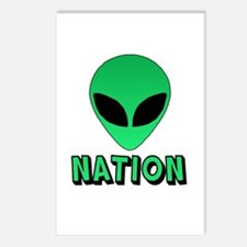 Alien Nation Postcards (Package of 8)