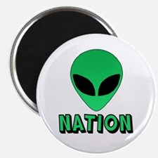 Alien Nation Magnet