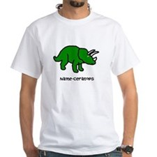 Name your own Triceratops! Shirt