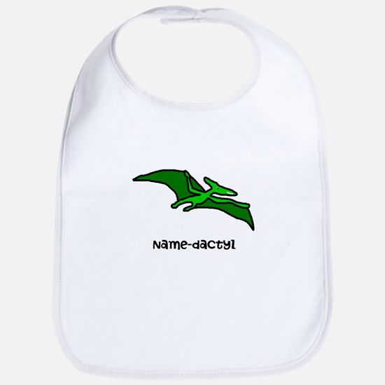 Name your own Pterodactyl! Bib