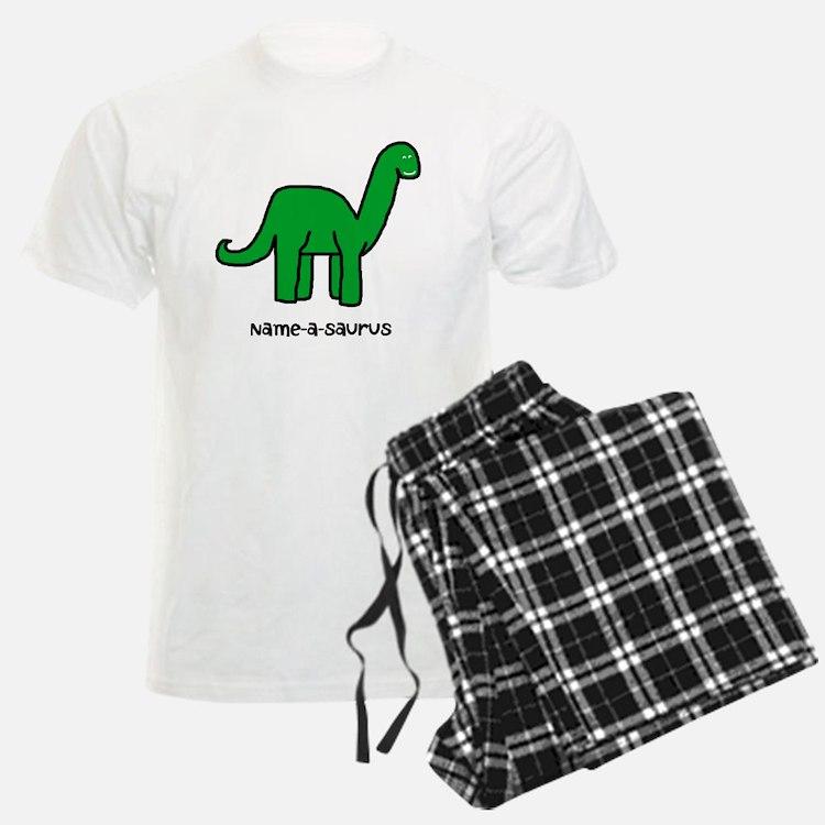 Name your own Brachiosaurus! Pajamas