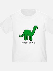 Name your own Brachiosaurus! T