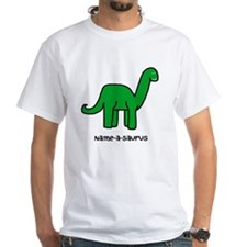 Name your own Brachiosaurus! Shirt